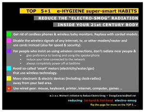 Top 5+1 eHygiene Habits